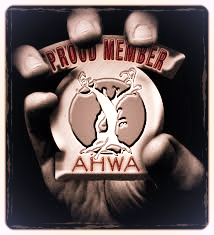 I'm a proud member of the Australian Horror Writers Association